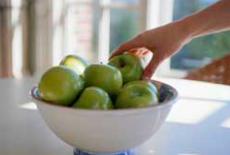 manzana fruta alimentacion