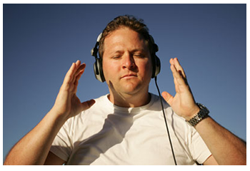 oyente-radio