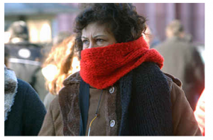 Frio bufanda