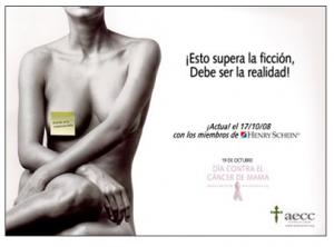 Poster Cancer de mama